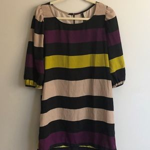 Tops - Striped Tunic Top